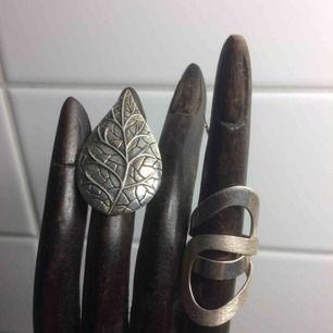 Silver 925 ringar