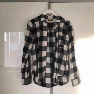 Flanellskjorta från Hollister