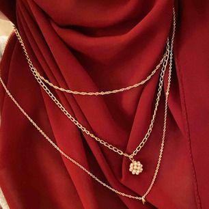 Halsband 3 chain
