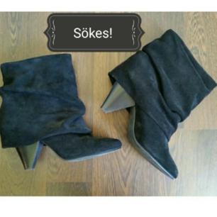 Sökes!!  Någon som har dessa eller liknande skor till salu i storlek 37? 🙏