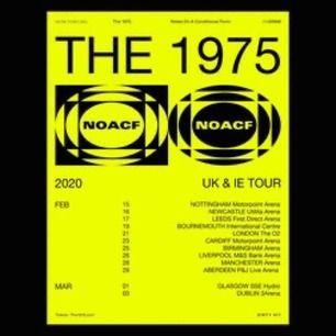 Jag säljer min biljett till The 1975 som spelar den 31 oktober på annexet i Stockholm. Säljer för 600. Nypris 990 då jag köpte från biljett.nu. Biljetterna mailas och postas via brevlådan vid köp