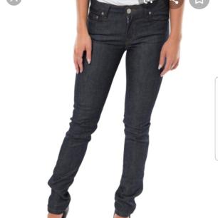 Säljer ett par fina jeans från Filippa K i fint skick. Modellen heter Debbie blue raw jeans. Säljer på grund av för stor storlek. Kan tänka mig att gå ner i pris vid snabb affär💕