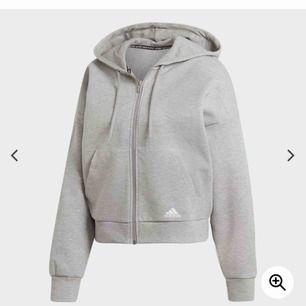 Adidas kort hoodie