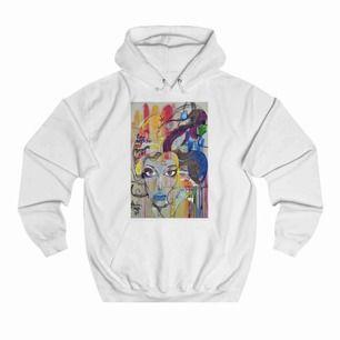 Intressekoll på min hoodie från The Cool Elephant.