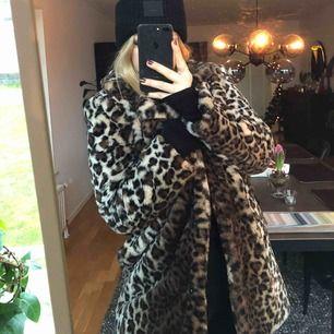 Leopard kappa från Nakd, typ aldrig använd