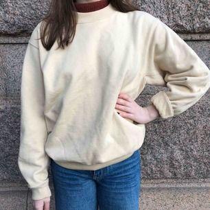 Thick sweatshirt, good for layering