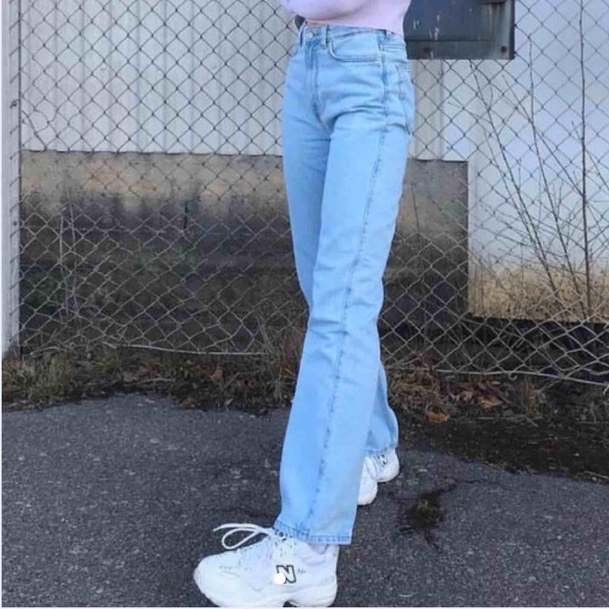 Snygga trendiga weekday jeans storlek 29 men passar s! (Fråga om lite mer info om ni vill veta mer). Jeans & Byxor.