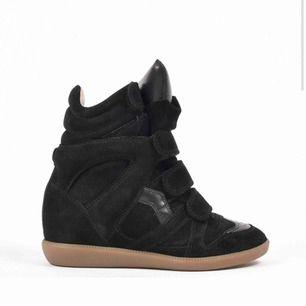 Fina isabel marant skor använt mycket men dom är i ett fint skick