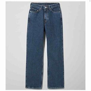 Snygga nya jeans från weekday. Dock för stora i midjan på mig :-(