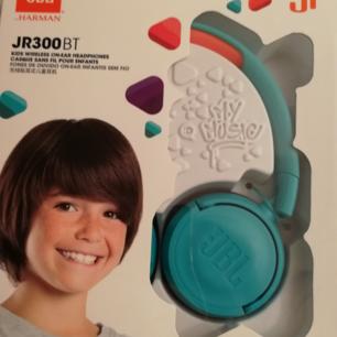 Barn hörlurar