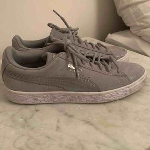 Superfina Puma sneakers! Använda endast 1 gång! Frakt: 99 kr ✨