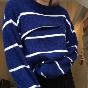 Jättefin och trendig tröja från HM! 💙 Knappt använd