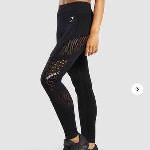 Populära gymshark tights, storlek S  Nypris 600kr  Inte alls gamla och är i bra skick! 😇
