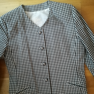 Vintage kostymjacka / blazer i bra skick, storlek M !!!