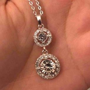 Sterling silver halsband från glitter😍 nypris 300 kr. Fri frakt❤️