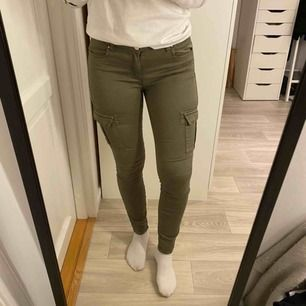 Gröna cargopants💚