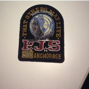 Säljer min gamla pjs patch pga har bytt till röd
