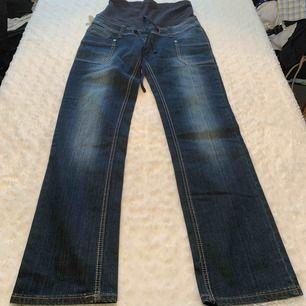 Mamma graviditets jeans st xs nya finns 2 st