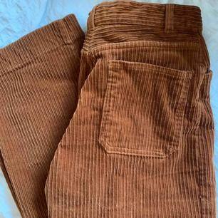 Bruna manchester-byxor! Använda fåtal gånger.