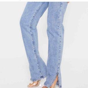 Supersnygga byxor i storlek 38🤩 de är omvända och lappen sitter kvar, de är även slutsålda på hemsidan😊