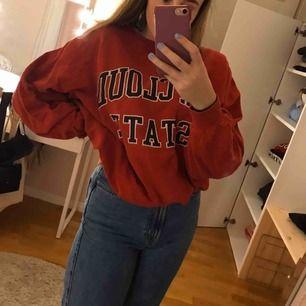 Säljer min sweater som jag köpte på beyond retro, den är knappt använd. Kan frakta mot att köparen står för fraktkostnaderna:)💘