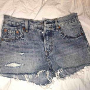 Helt oanvända Levis jeans
