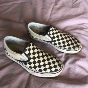 Checkerboard VANS i strl 38,5