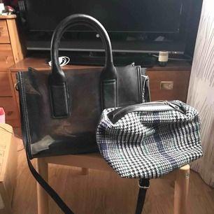 Snygg väska från Zara💝 priset kan diskuteras