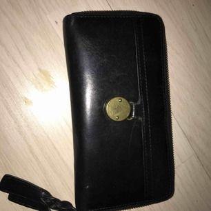 Äkta mulberry plånbok