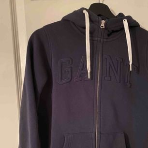 Gant hoodie helt ny mörkblå jätte fin