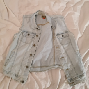 Jeans väst