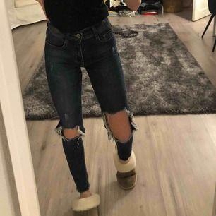 Blåa jeans super sköna