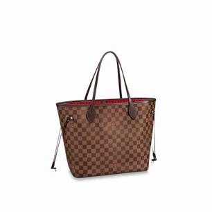 Säljer en Louis Vuitton neverfull storlek M. Inte äkta men i bra skick. Inköpt för 3000kr.