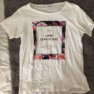 Fin t-shirt!! Har haft den oversized