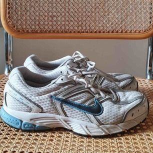 Nike springskor. Köpta secondhand