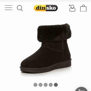 Super fina och varma vinterskor från din sko!🦋 köpta på Feet First i Malmö den här vintern. Säljer då dom ej kommer till användning. Ny pris 399kr🦋  Pris: 200 + frakt🦋 För fler bilder kom privat!💞