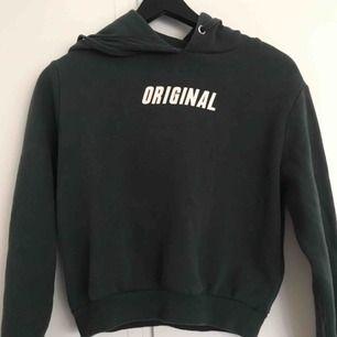 hoodie från h&m storlek xs bra skick