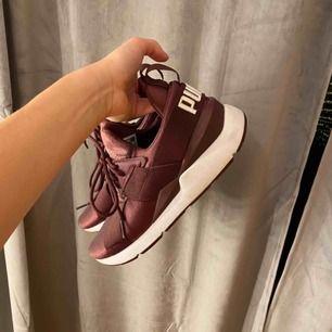 Skor från Puma! Som nya.🌸