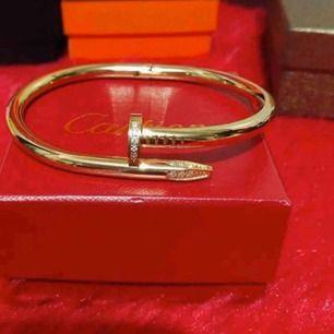 Cartier armband i guld (replika)