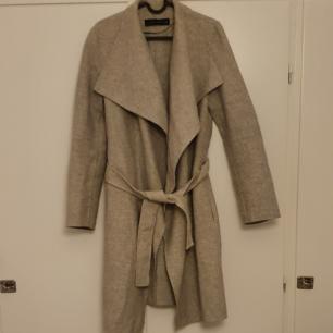 Kappa från Zara i ull
