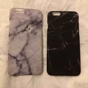Två marmorskal iPhone 6/6s 1 för 40kr eller 2 för 70kr