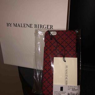 Nytt oöppnat Malene Birger skal för iPhone 6s Plus. Köpt förra veckan på Malene Birgers egna butik, men insåg att det inte passar min mobil.