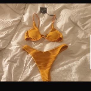 Zaful bikini Helt ny!! Köparen står för frakt:-)