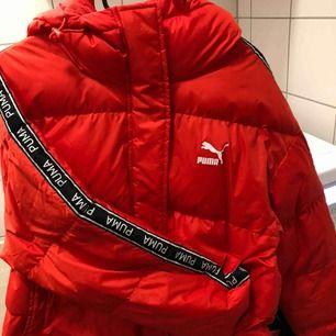 Fin vinterjacka från puma i storlek m, använd ett fåtal gånger. Priset är ikl frakt.