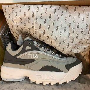 Skor från fila, storlek 35. Helt nya, endast provade! 😌