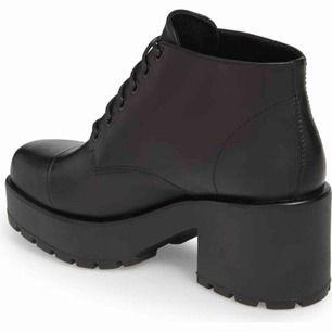 """Vagabond skor """" dioon cap toe bootie """". Min mammas skor som hon använt 3 gånger!"""