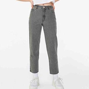 gråa monki taiki jeans, liknar kimomo modellen. pm för mer info/bilder! knappt använda då de är för små på mig. nypris ligger på 400kr
