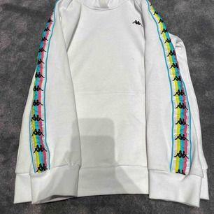Kappa hoodie, använd 1 gång