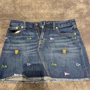 Jeans kjol från Polo Ralph Lauren, äkta såklart