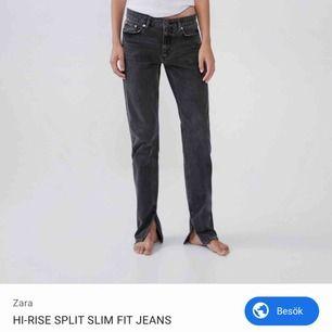 Söker dessa jeans från Zara i storlek 34, hör gärna av er om ni sitter inne på ett par😉🤪 KRAM